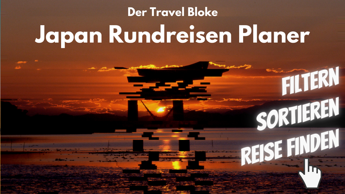 Japan Reisetipps Rundreisen