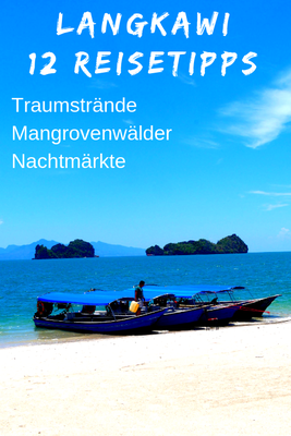 Beste Reisezeit Malaysia: Langkawi