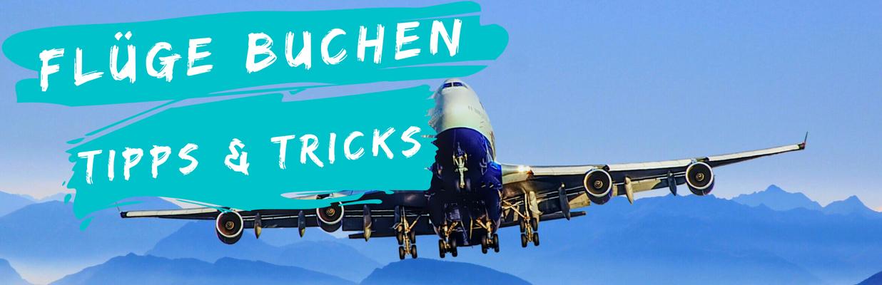 Der Travel Bloke Fernreise planen - Flugsuchmaschinen