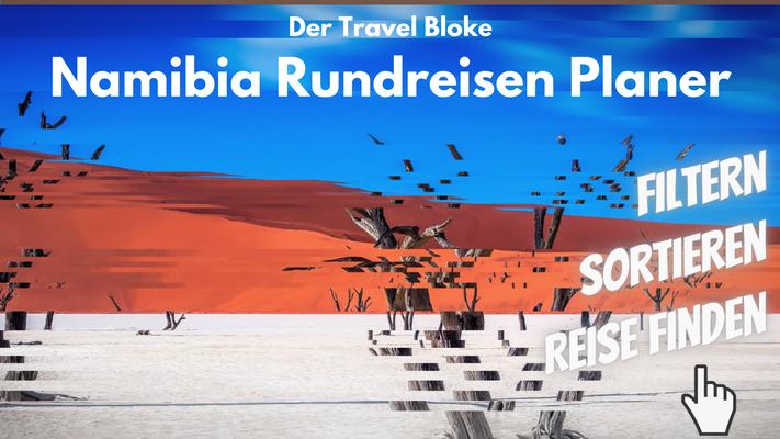 Namibia gruppenreisen anbieter