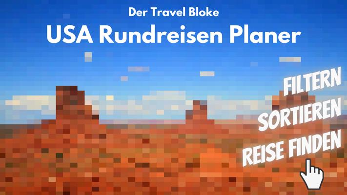 USA Reisetipps Checkliste