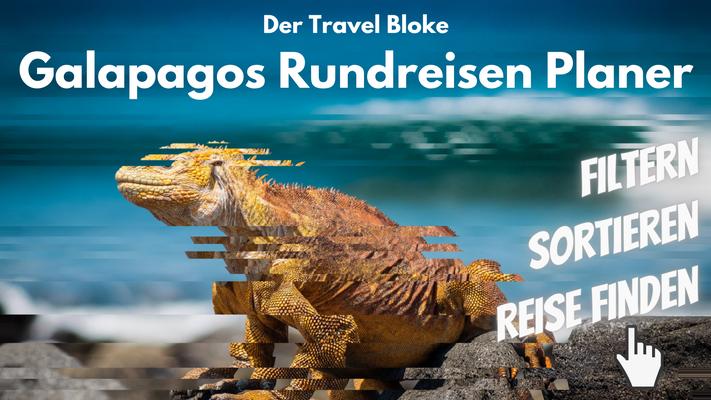 Galapagos gruppenreise buchen