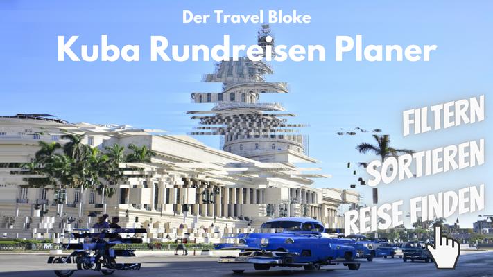 Kuba gruppenreise buchen