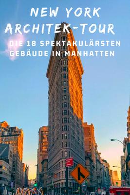 New York Reisebericht - Hohe Gebäude
