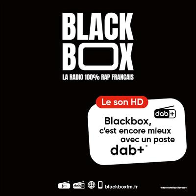 Blackbox, c'est encore mieux avec un poste DABplus