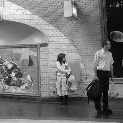 time_out_2007__Aktion__Metrostation_Paris__copyright Wassermann
