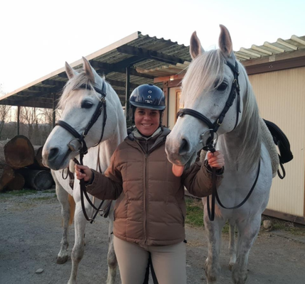 2019, Kissy & Pollux, Wintertraining