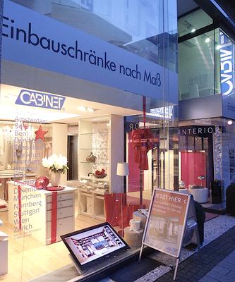 CABINET Einzelhandel Köln Herzogstraße