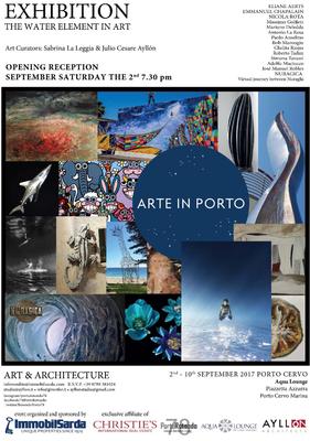 Mostra a Porto Cervo 2017