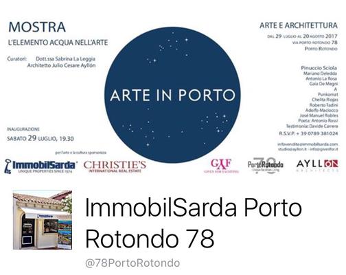 Mostra a Porto Rotondo 2017