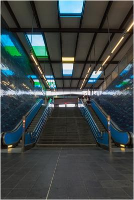 U-Bahn Ohlsdorf