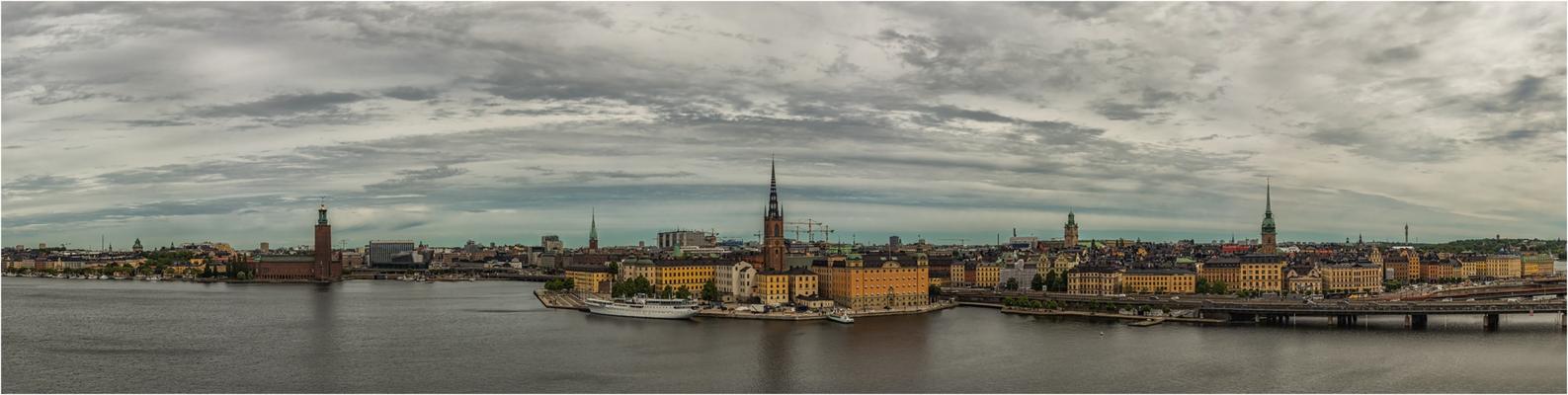 Panorama Riddarholmen