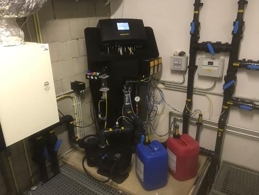 Net+ Watercom met stille DAB watergekoelde pomp