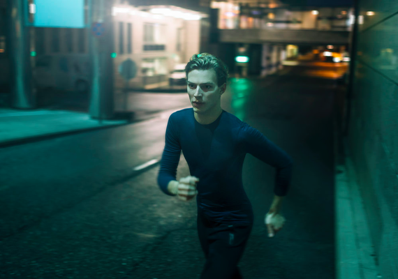 """run baby run"" - photography: konstantin reyer - grooming: anie lamm-siu - model: benedikt angerer @wienermodels"
