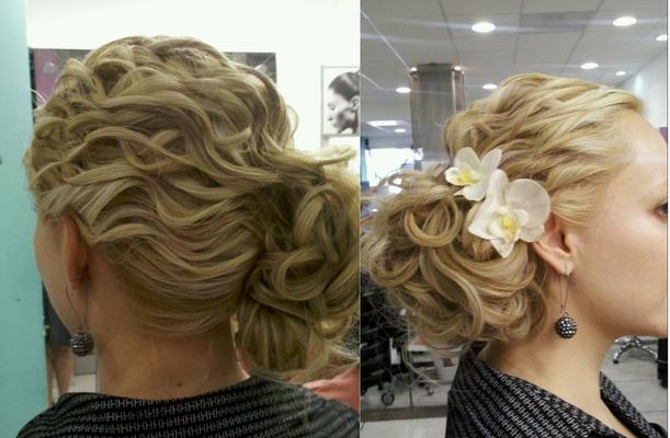 Peinado de Novia ondulados  foto: park avenue novias
