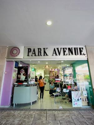 Park Avenue Pabellón