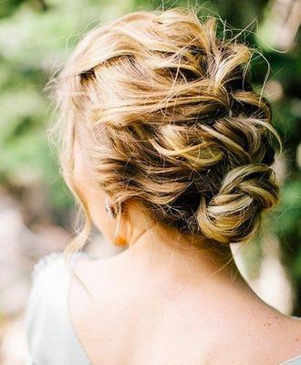 peinado de novia con rulos by park avenue