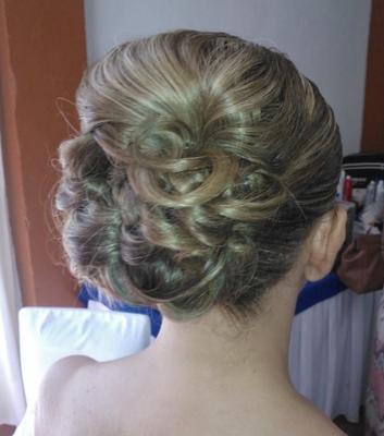 peinado para mama de novio cuernavaca