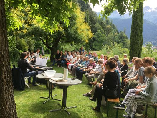 Chriäsifäscht - eine Marinée mit Zunderobsi im Kulturkloster Altdorf, 24. Juni 2018