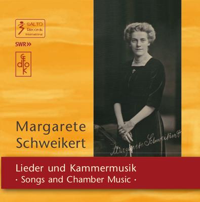 Konzert - CD Margarete Schweikert-Projekt