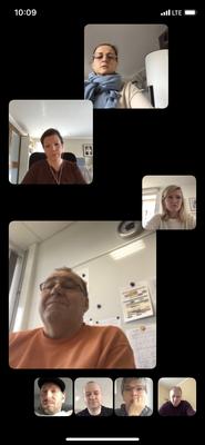 Videokonferenzen der Schulleitung