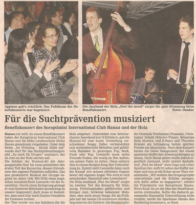 Hanauer Anzeiger 2011