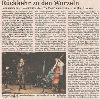 Hanauer Anzeiger 2013