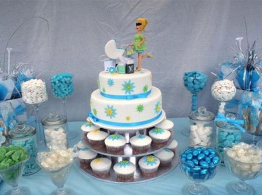 frozen candytafel, frozen taart, frozen cupcake,