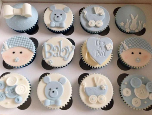 babyshower jongentje, babyshower blauw, candy tafel babyshower, snoeptafel babyshower, candy buffet babyshower
