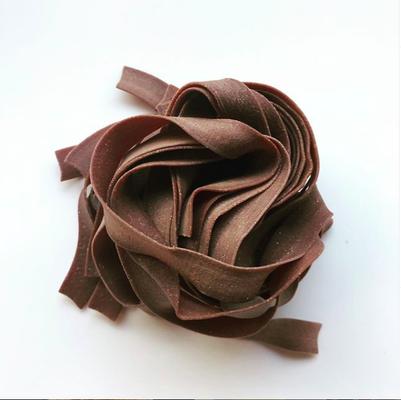 Pappardelle mit Kakao
