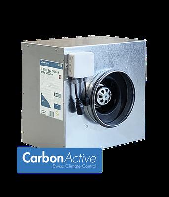 carbonactive silentbox zürich