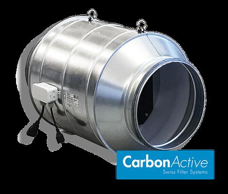Carbonactive EC Tube 250