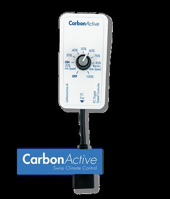 Carbonactive EC Steuerung