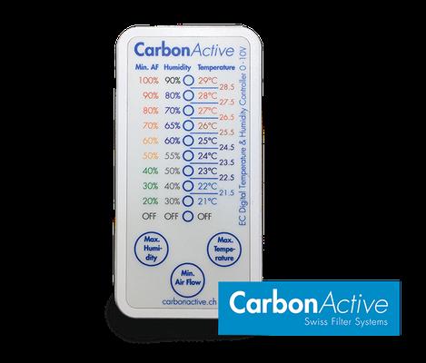 Carbonactive 4 in 1 Ec Steuerung