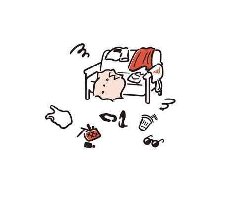 sweet占いBOOK2019イラスト | 株式会社宝島社