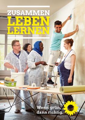 Kunde: Die Grünen / Fotografin: Christian Wyrwa / Fashion-Styling & Set-Design: D. & A. Plattner GbR