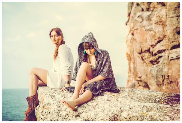 Kunde: Sony Music Germany / Artist: Resaid / Fotograf: Sascha Pierro / Fashion-Styling: D.&A. Plattner