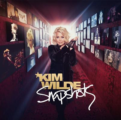 Kunde: Columbia Four Music / Artist: Kim Wilde / Fotograf: Nikolaj Georgiew / Fashion-Styling: D.&A. Plattner