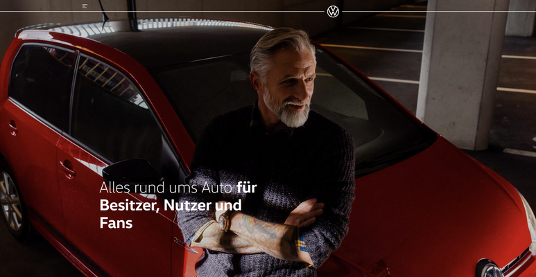 Kunde: Volkswagen / Agentur: Studio B12 / Fotograf: Marek Kruszewski / Fashion-Styling: D. & A. Plattner GbR
