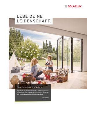 Kunde: Solarlux / Fotografin: Sonja Schäfer / Fashion-Styling & Set-Design: D.&A. Plattner