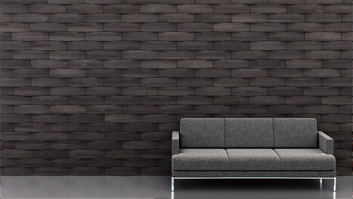 Ob Romantik, Kolonialstil oder etwas exotisch - mit KUVIO wall tiles können Sie Ihrem Objekt Charakter verleihen.