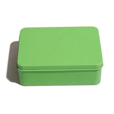 Geschenkbox grün mit persönlicher Lasergravur