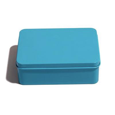 Geschenkbox blau mit persönlicher Lasergravur