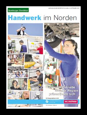 Handwerk im Norden, Tabloid-Beilage im Hamburger Abendblatt