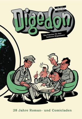 DIGEDON 10,5 Variant grün