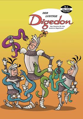 DIGEDON 2