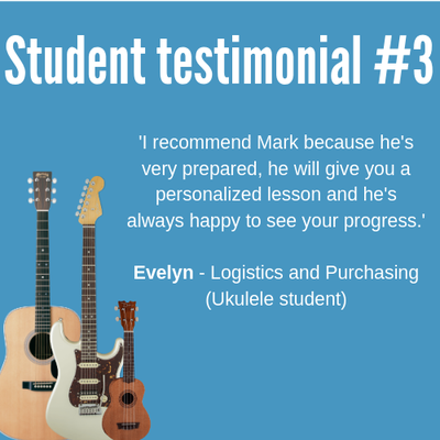 Student testimonial #3