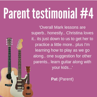 Parent testimonial #4