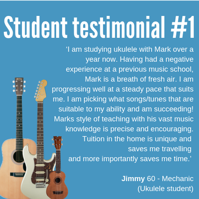 Student testimonial #1
