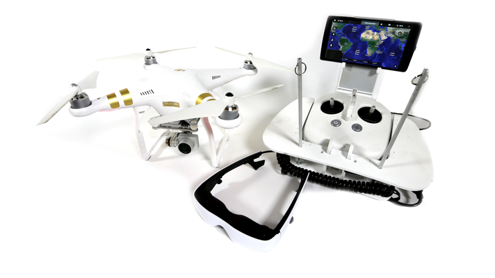 Quadrokopter DJI Phantom 3 Professional